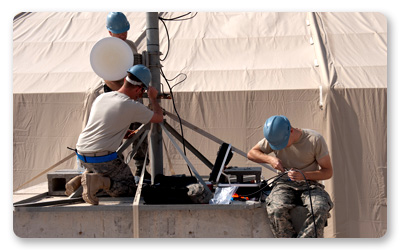 SERVICES Microwave link installation nitrocom